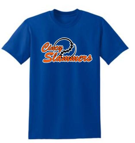 Cincy Slammers Royal Original T-Shirt