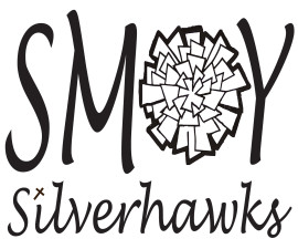 SMOY Cheer Car Decal
