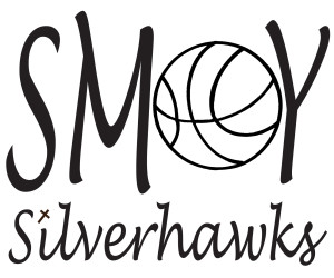 SMOY Basketball Decal One Color