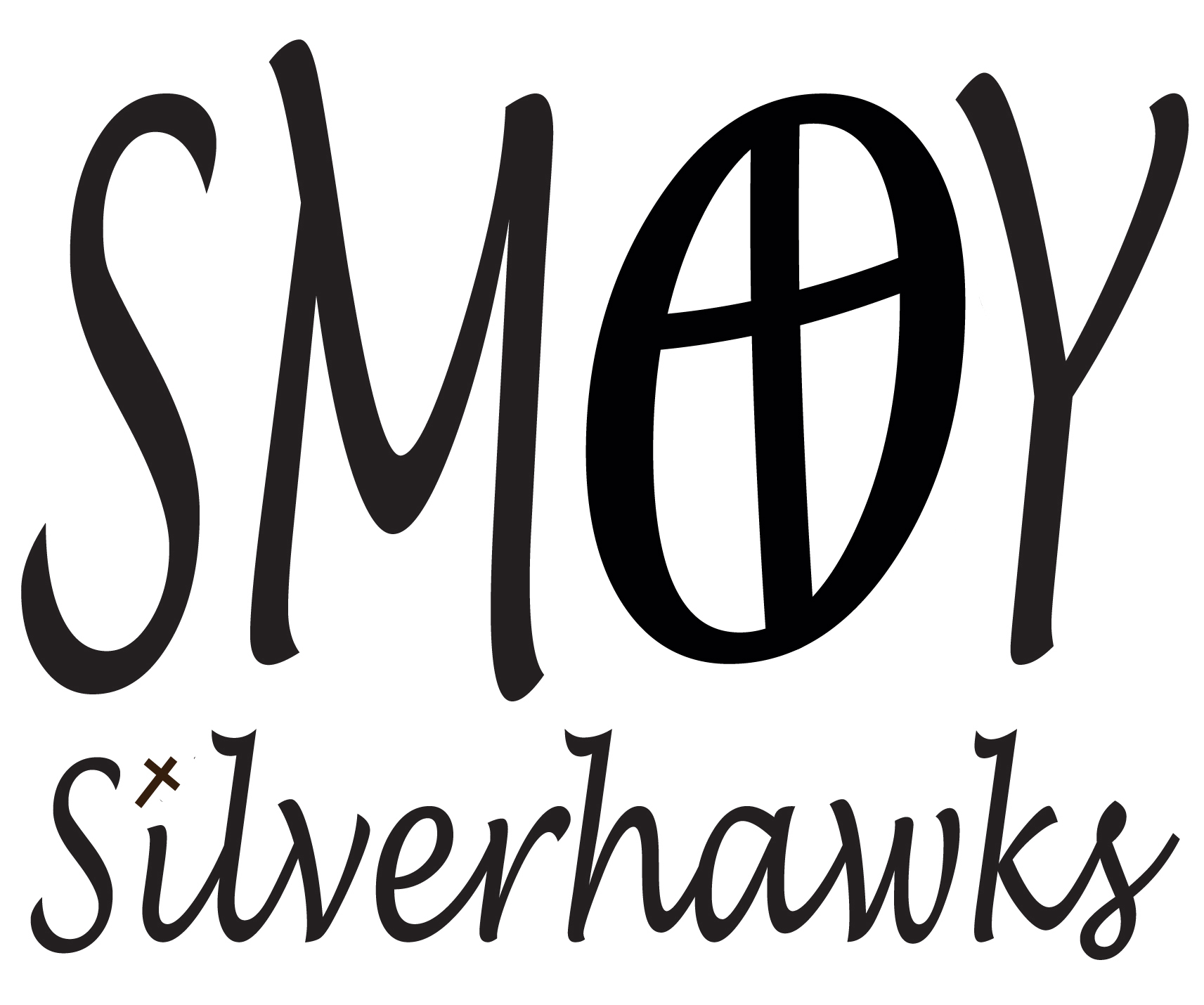 SMOY Cross Car Decal
