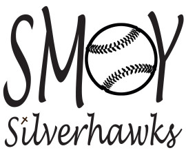 SMOY Baseball Car Decal