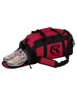 Duffle Bag with STC Logo