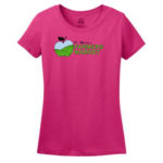 Fort Wayne Farmers Market Pink Ladies Tee