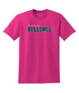 Mens_Youth Tee Pink_Volleyball Gold Out