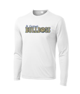 ST White Mens_Youth Poly Long Sleeve_Volleyball Navy Out