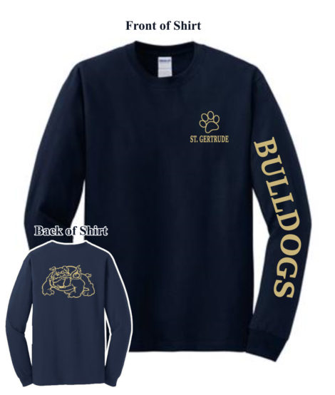 bulldogs-vineyards-type-shirt
