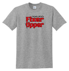 Fixer Upper Sport Grey T-Shirt