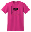 Hello I'm Always Right Pink T-Shirt