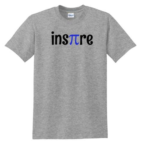 InsPIre Sport Grey T-Shirt