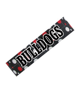 Headband Polka Dot BULLDOG