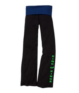 KOK Black Pants