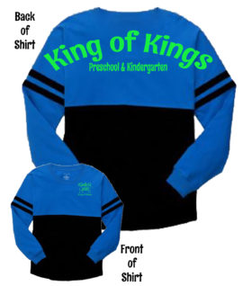 KOK Pom Pom Jersey Royal/Black