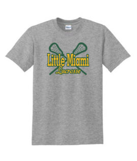 LM Lacrosse Green Yellow
