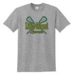 LM Lacrosse Green Yellow GLITTER