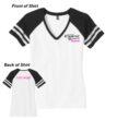 Lineshot Volleyball DM476 BlackWhite_Cotton ONLINE