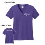 Lineshot Volleyball LPC54V Purple_Cotton ONLINE