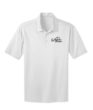 Port Authority K540 White Polo