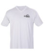 Tulex 206 White V-neck Tee