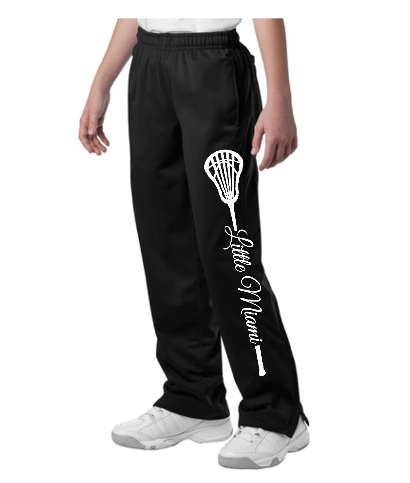 LM PST91_YPST91 Pants with Large LAX Stick