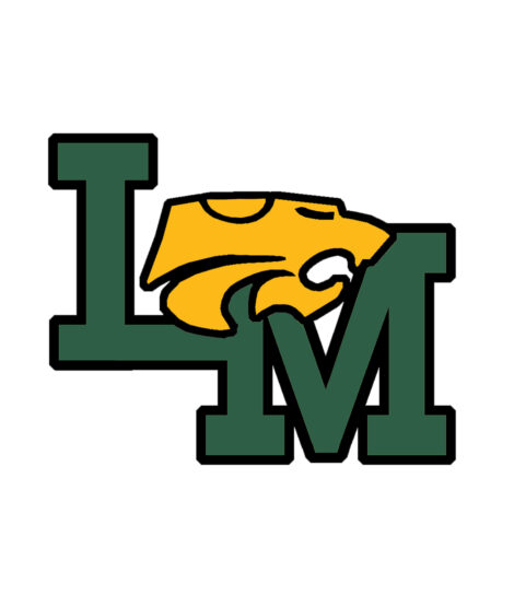 LM Official Logo Car Decal