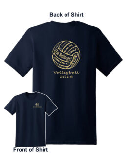 2018 Volleyball Shooting Shirt Short Sleeve