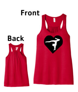 O_Heart Gymnast Boxercraft Tank_Red