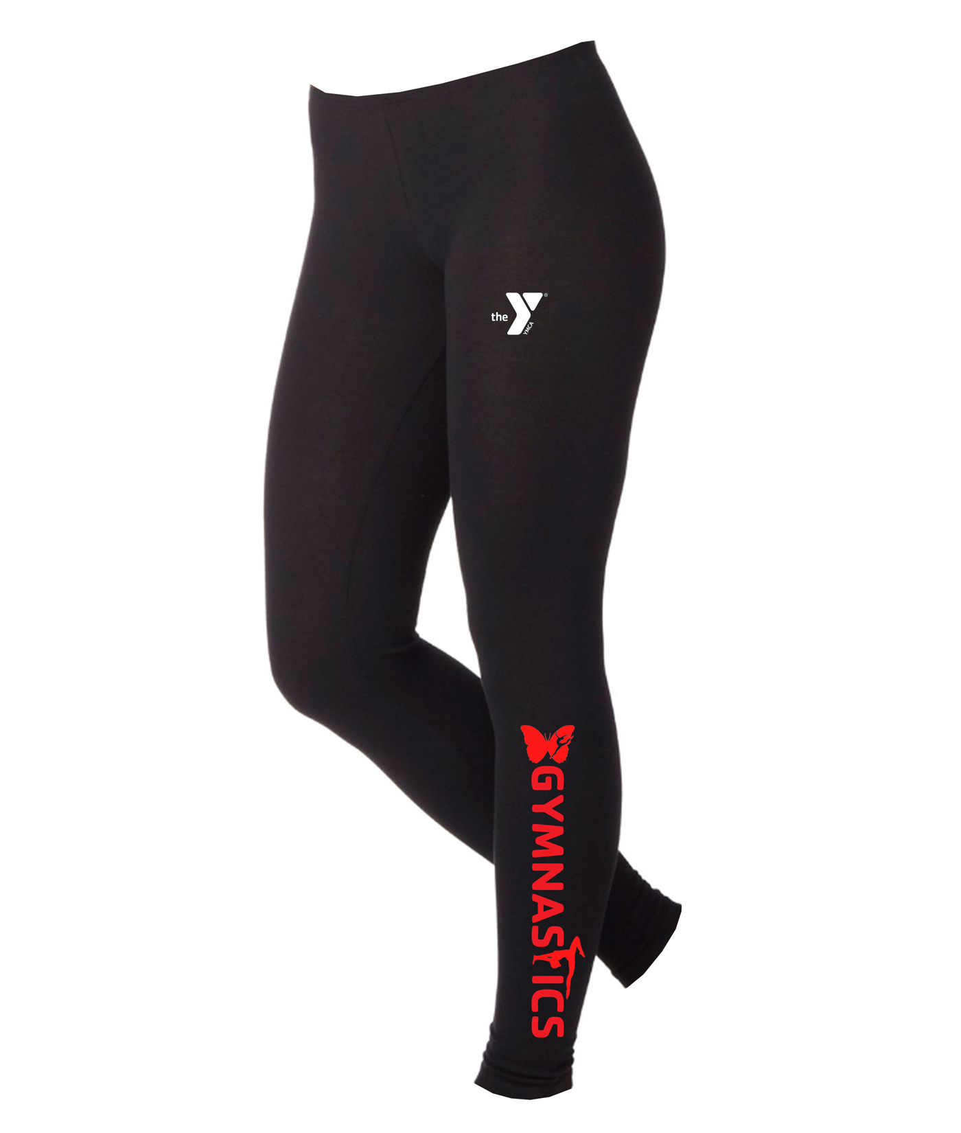 O_Monarchs Gymnastics Pants_Black