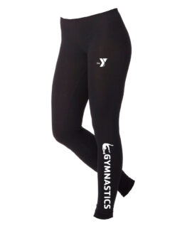 O_YMCA Gymnastics Pants_Black