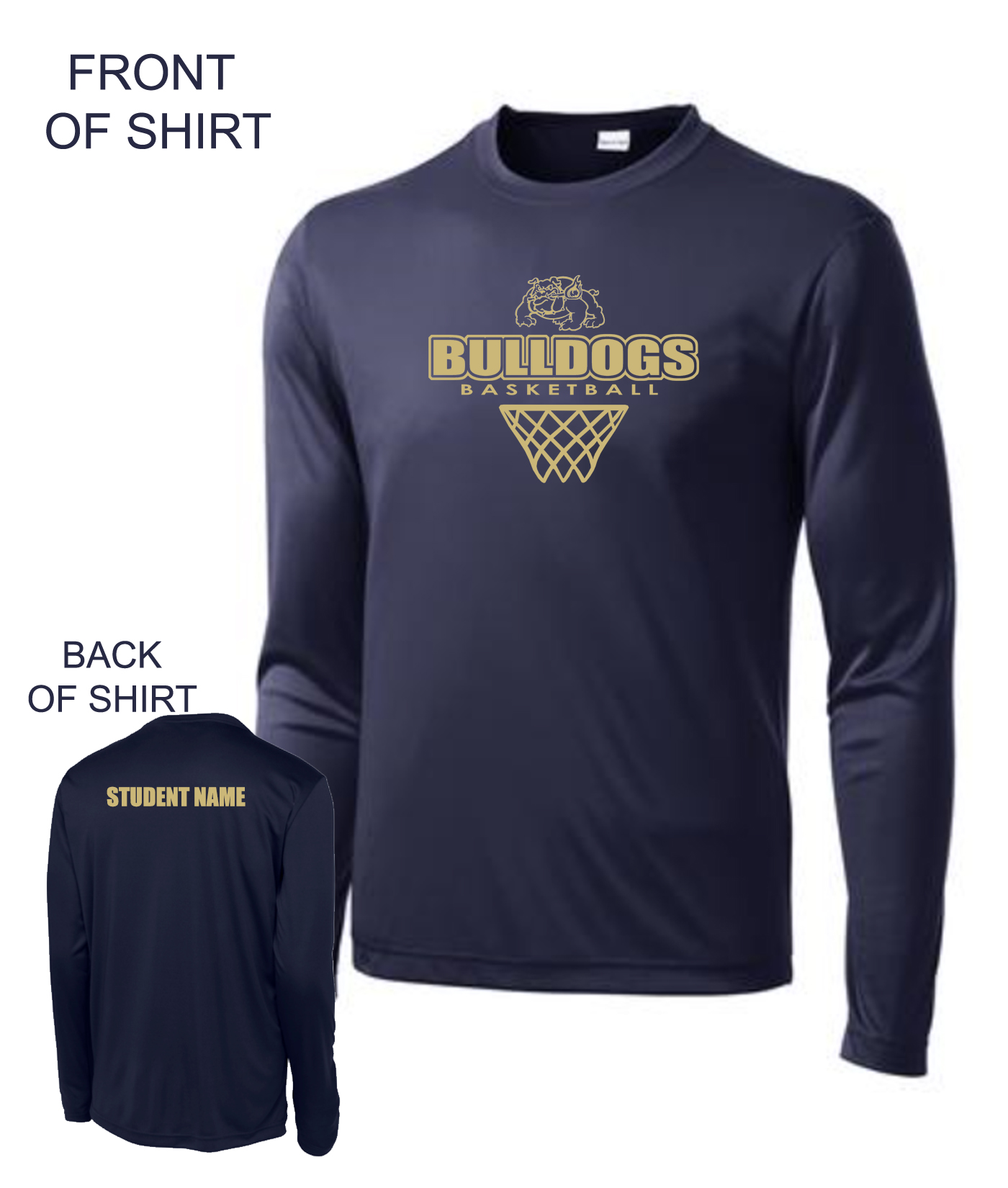 Basketball Shooting Shirt 2018