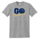 Go Bulldogs Basketball_Navy Gold