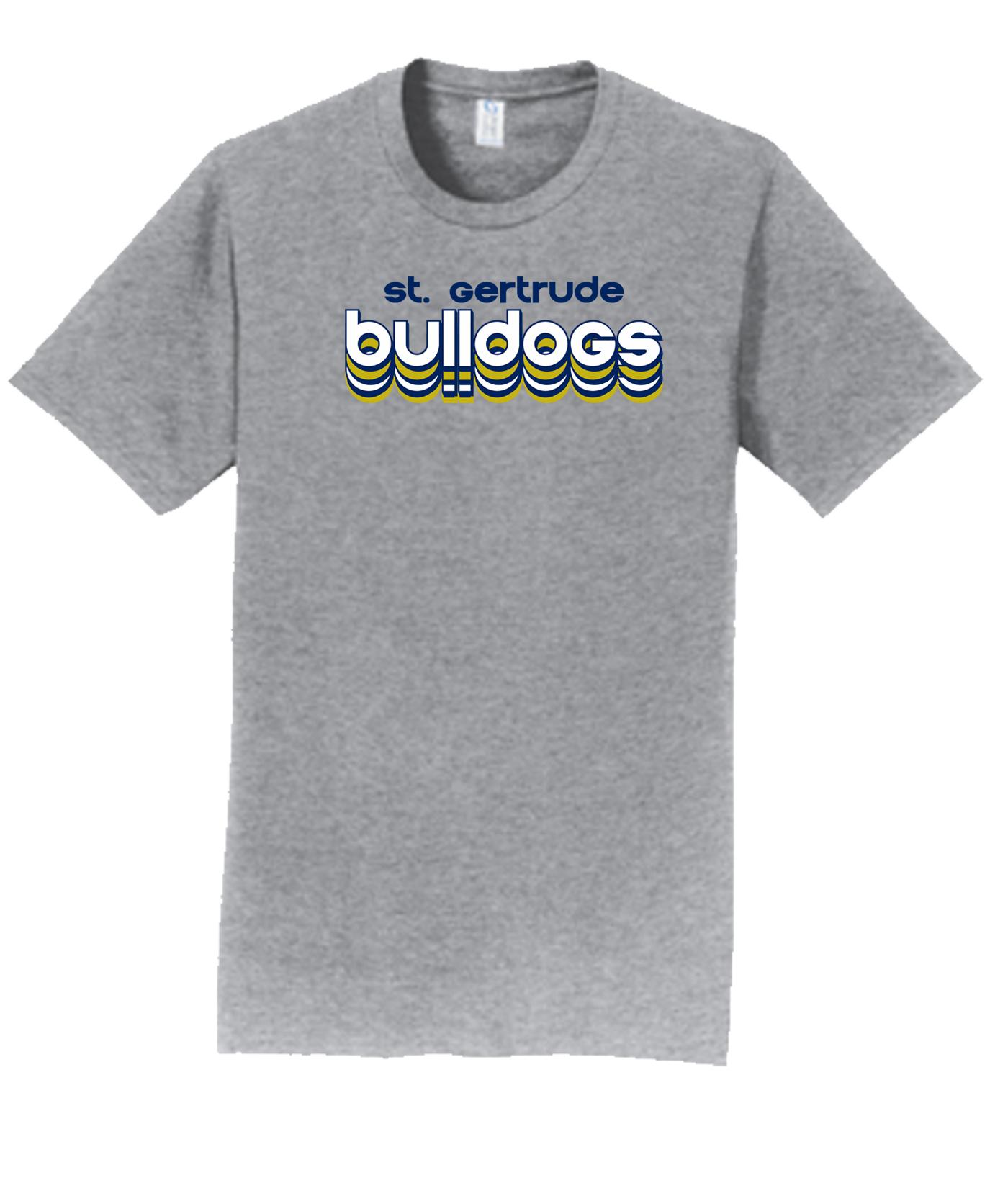 Bulldogs Multiple Shadow
