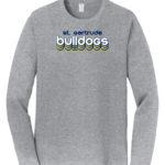 Bulldogs Multiple Shadow_Long Sleeve