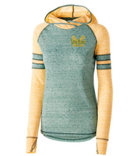 Ladies Advocate Hoodie with LAX Left Chest Logo