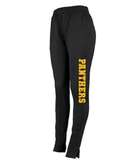 Ladies Tapered Leg Pant with Panthers